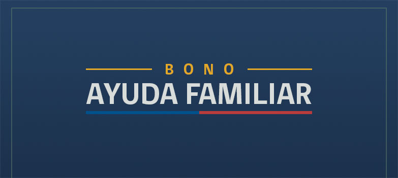 Bono Ayuda Familiar