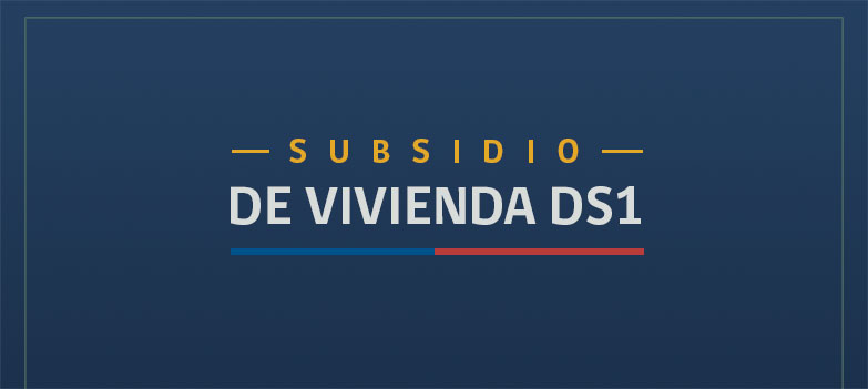 Subsidio DS1